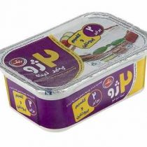 پنیر لبنه 2 ژو 280 گرمی رامک