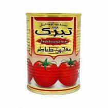 کنسرو رب گوجه فرنگی تبرک 400 گرمی