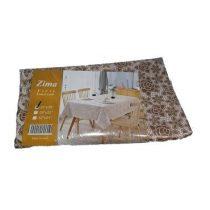 خرید سفره مجلسی نسوز رومیزی شفاف عرض 120 سانت 15 متر مربع مارک زیبا
