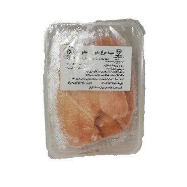 خرید سینه مرغ بدون استخوان 800 گرمی ب آ