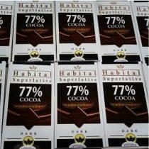 شکلات تلخ 77درصد باراکا
