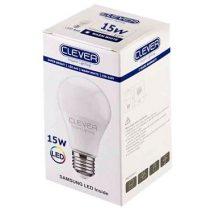 لامپ حبابی 15 وات LED کلور Clever-compressed