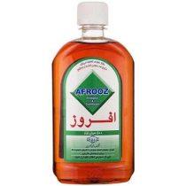 قیمت مایع ضدعفونی کننده سطوح 500 میلی لیتری افروز