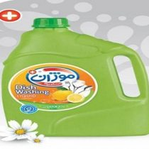 مایع ظرفشویی 3000 گرمی با رایحه لیمو موژان
