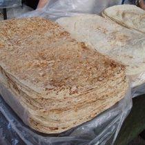 خرید نان لواش