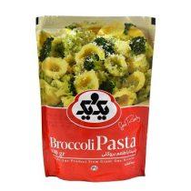 پاستا ( ماکارونی نیمه آماده) با طعم بروکلی180 گرمی یک و یک