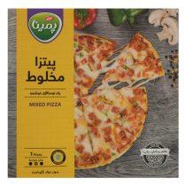 پیتزا مخلوط آماده پمینا سایز متوسط 370 گرمی