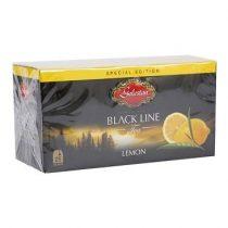چای کیسه ای (تی بگ) 25 عددی با طعم لیمو گلستان