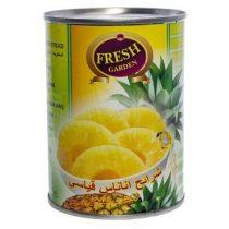 خرید کمپوت آناناس فرش 565 گرمی fresh