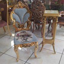 تک صندلی بهمراه میز تک نفره با کیفیت عالی