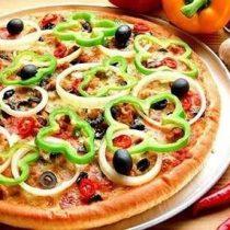 خرید پیتزا سبزیجات